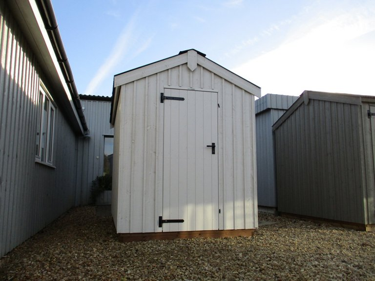 Peckover National Trust Shed - 1.8m x 3.0m (6ft x 10ft)