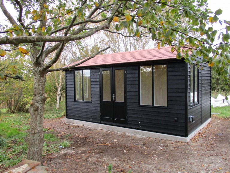 Black Holkham Summerhouse