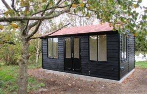 Black Holkham Summerhouse