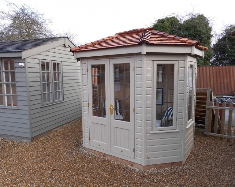 Wiveton Summerhouse Burford