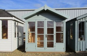 2.4 x 2.4m Blakeney Summerhouse Walkthrough