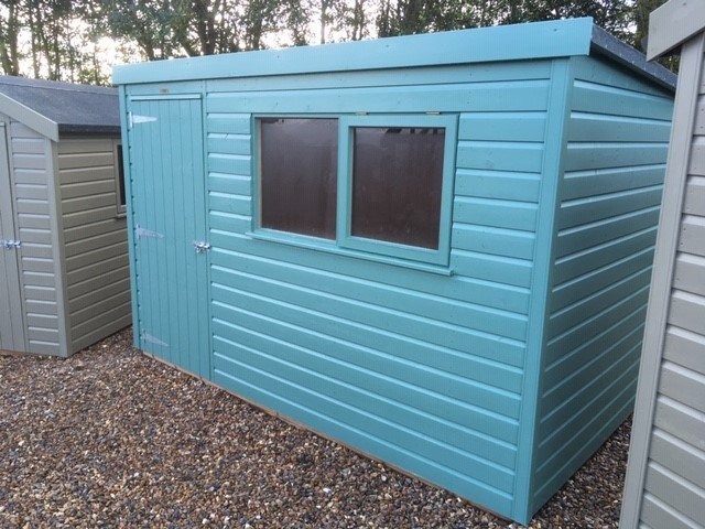 Classic Shed Cranleigh Display Mint