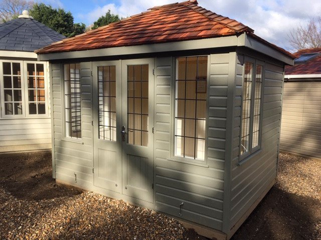 Cley Summerhouse at Cranleigh Display