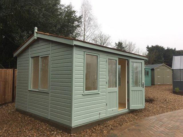 Langham Garden Studio Cranleigh