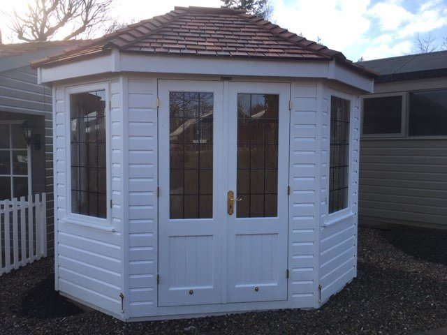 Wiveton Summerhouse in Wimbourne at Cranleigh