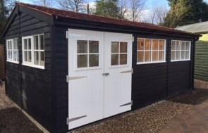 Cranleigh Showsite Superior Shed