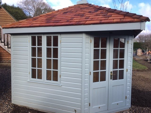 Weybourne Summerhouse at Cranleigh Showcentre