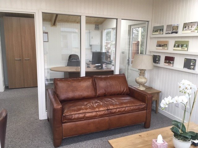 Cranleigh Showsite Office Langham
