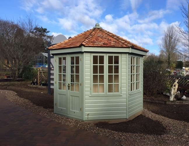 Wiveton Summerhouse Cranleigh Show Building