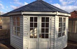 Wiveton Summerhouse Cranleigh Show Building