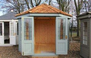Brighton Wiveton Display Summerhouse