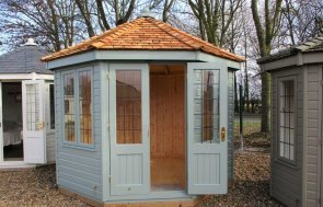 Brighton Wiveton Display Summerhouse