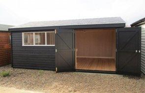 Brighton Superior Shed Display Building