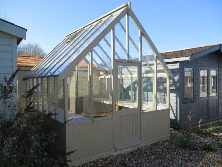 Brighton Greenhouse Display Building