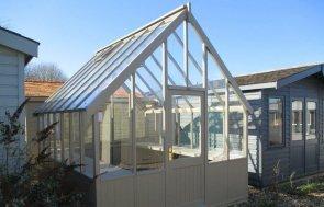 Brighton Greenhouse Display Building
