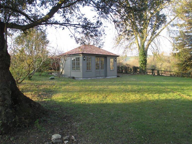Garden Room in Ash