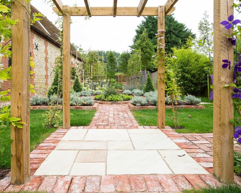 Oxford Garden Design