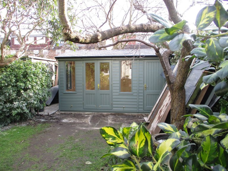 Holkham Summerhouse with Storage