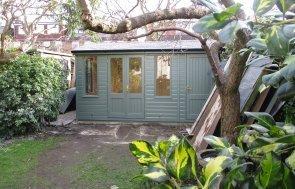 Holkham Summerhouse with Storage