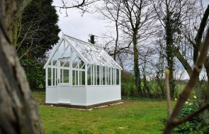Greenhouse in Ivory Exterior