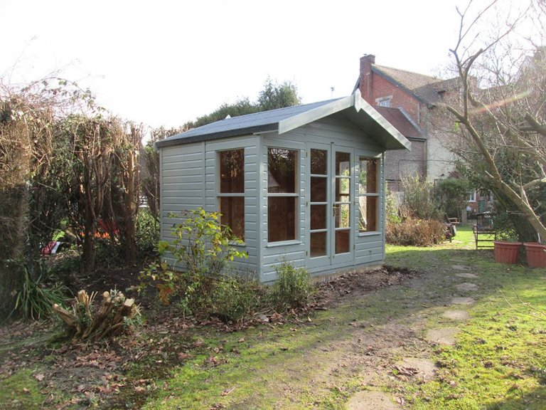 Blakeney Summerhouse with Heavy-Duty Felt Roof