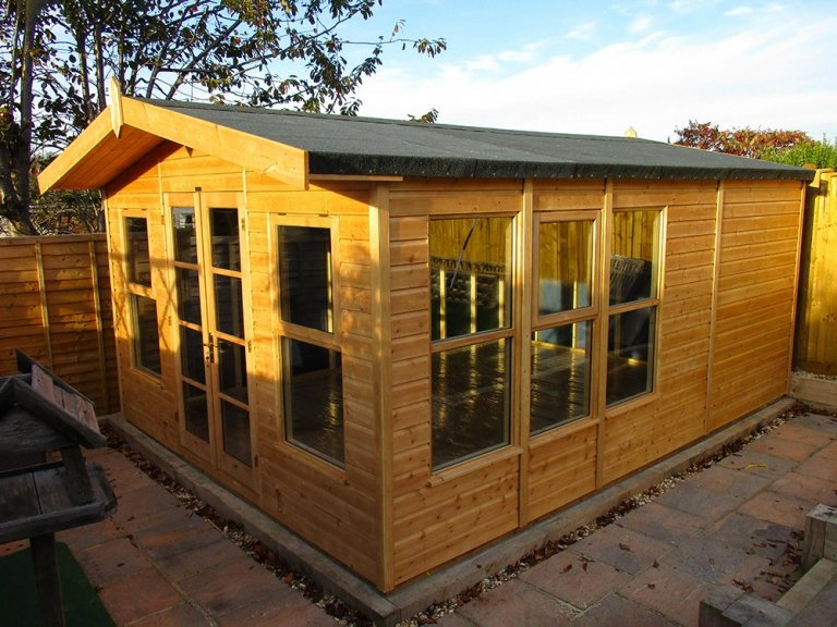 Large Bespoke Blakeney Summerhouse