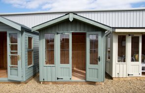 Ickworth NT Summerhouse Narford