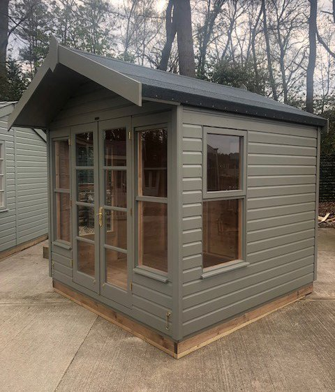 Blakeney Summerhouse Ash Sunningdale