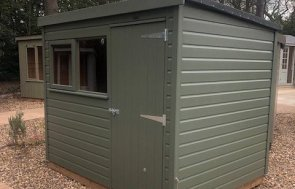 Classic Shed Moss Pent Sunningdale
