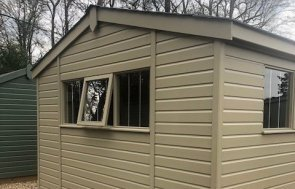 Superior Shed Taupe Sunningdale