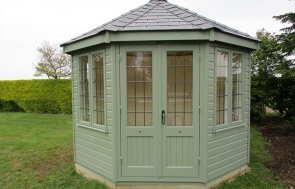 Wiveton Summerhouse with Concrete Base