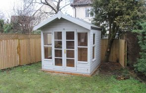 Blakeney Summerhouse in Farrow & Ball Paint