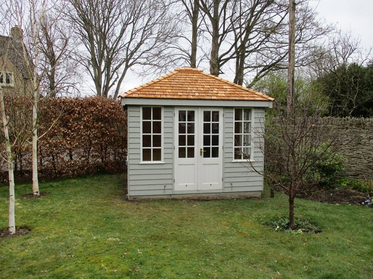 Two-Tone Cley Summerhouse