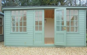 Newbury Holkham Card Room Green