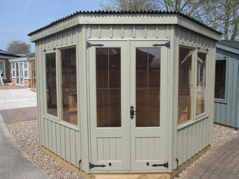 Orford NT Summerhouse Nottingham