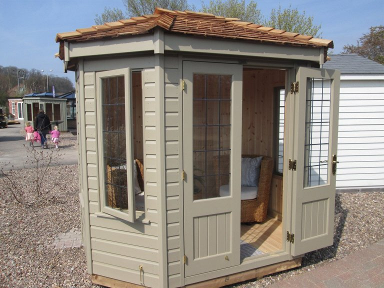 Wiveton Summerhouse Nottingham