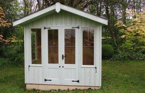 National Trust Timber Summerhouse