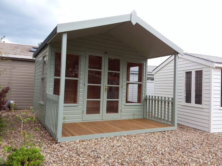 Morston Summerhouse Display Cranleigh