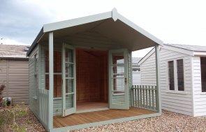 Morston Summerhouse Display Cranleigh