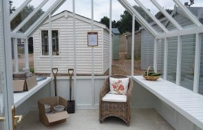 Morston Ivory Greenhouse Display Cranleigh