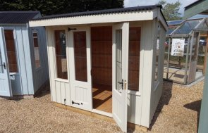 Flatford NT Summerhouse Burford Dome Ochre