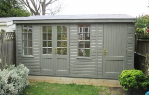 Holkham Summerhouse with Storage Area