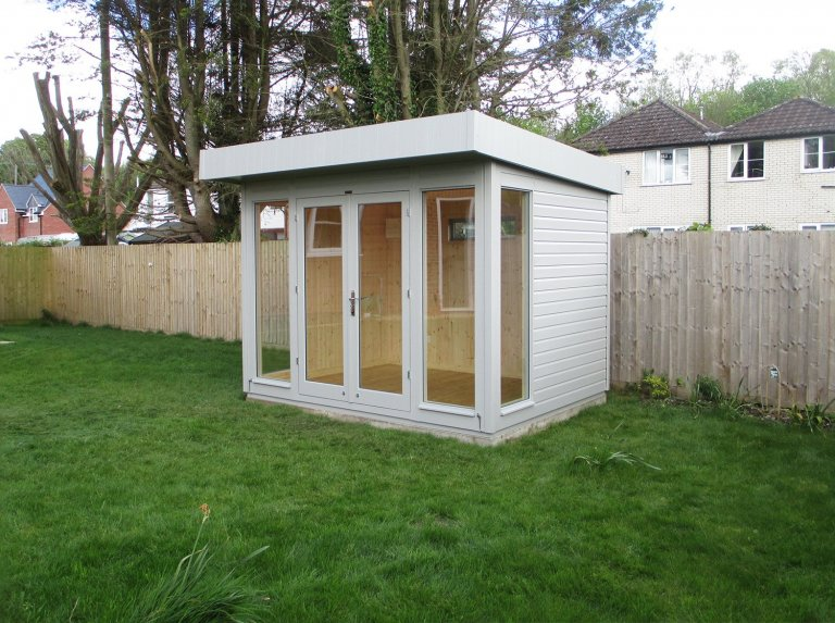 Garden Studio with Electrics