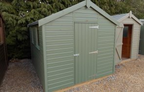 Classic Shed Moss Burford