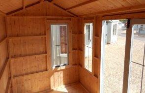 Lavenham NT Summerhouse Burford