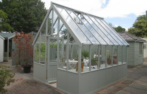 Greenhouse at our Nottingham Show Site in Nottinghamshire