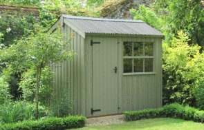 National Trust Felbrigg Garden Shed in Wades Lantern