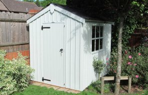National Trust Peckover Garden Shed in Disraeli Green