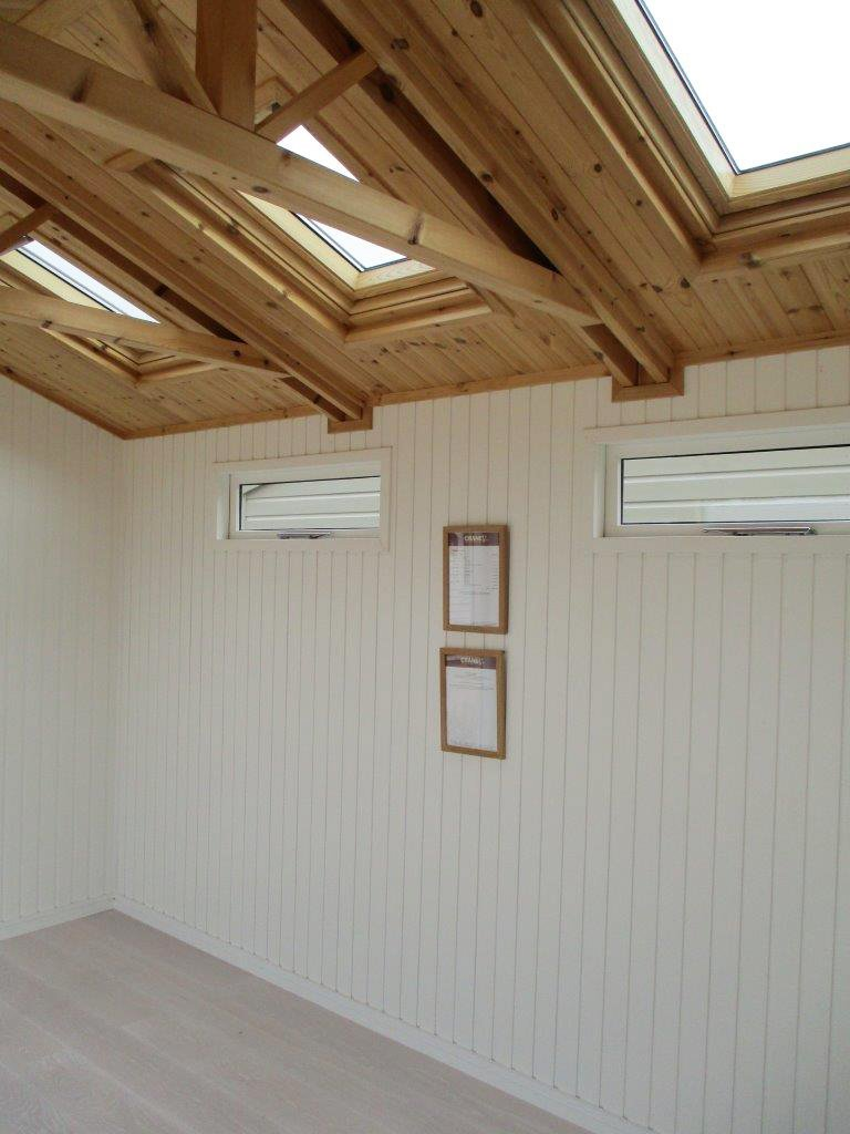 Burnham Studio with Velux Windows