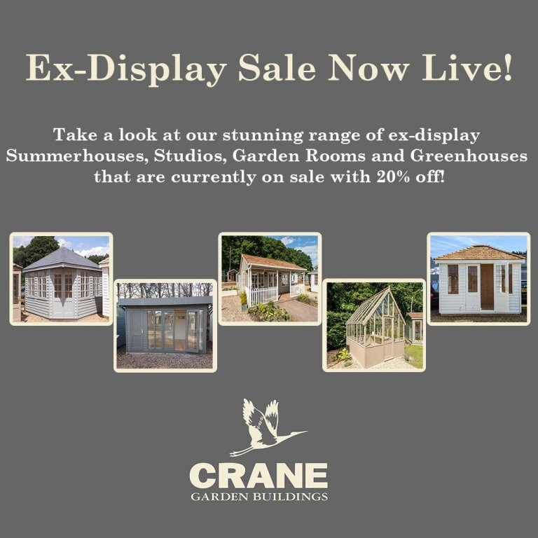 Ex-Display Sale 2019 with 20% off